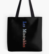 Les Miserables - Les Misérables Tote Bag