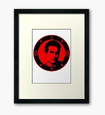 Che Guevara Legacy  Framed Print