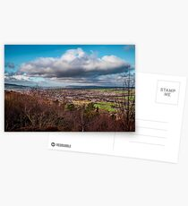 View over Otley Postcards