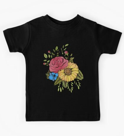 SUNFLOWER & ROSE Kids Clothes