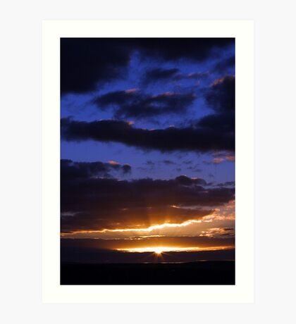 Cervantes Sunrise  Art Print