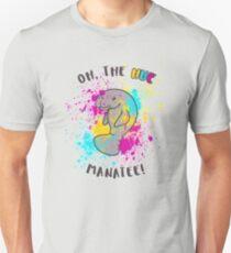 Oh, the Hue Manatee Unisex T-Shirt