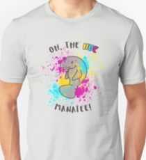 Oh, the Hue Manatee Slim Fit T-Shirt