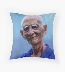 Lifelines Throw Pillow