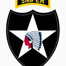 2nd Infantry Sniper by jcmeyer