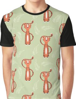 Tigers 001 Graphic T-Shirt