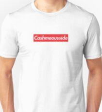 CASH ME OUSSIDE BOX LOGO Unisex T-Shirt