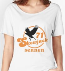 Sennen Crow - Skewjack® Women's Relaxed Fit T-Shirt