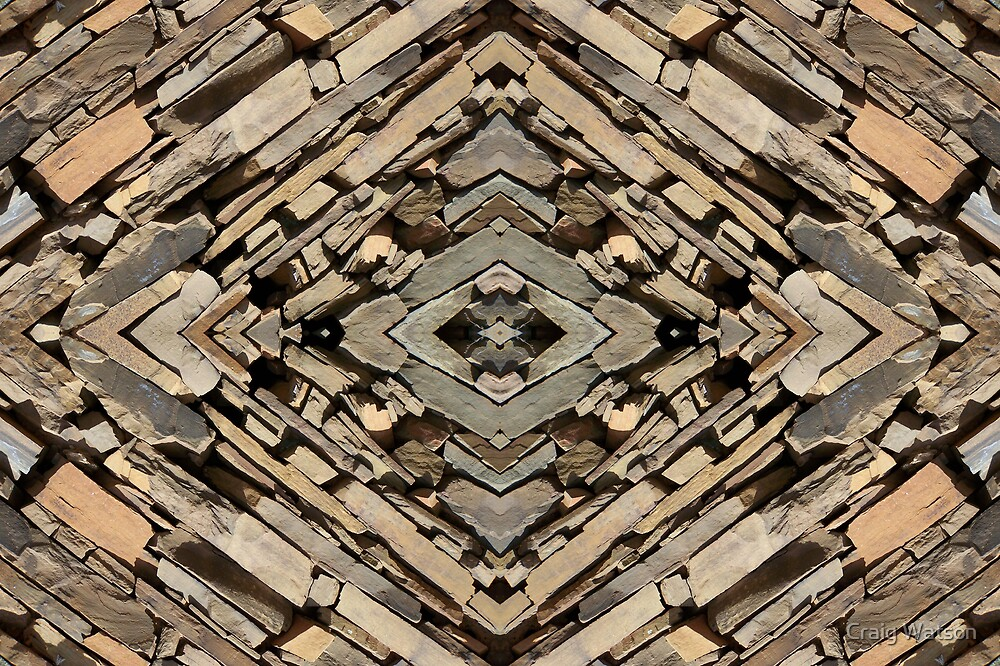 Rockaleidoscope #1 by Craig Watson