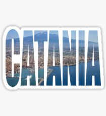 Catania Sticker