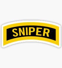 Sniper tab Sticker