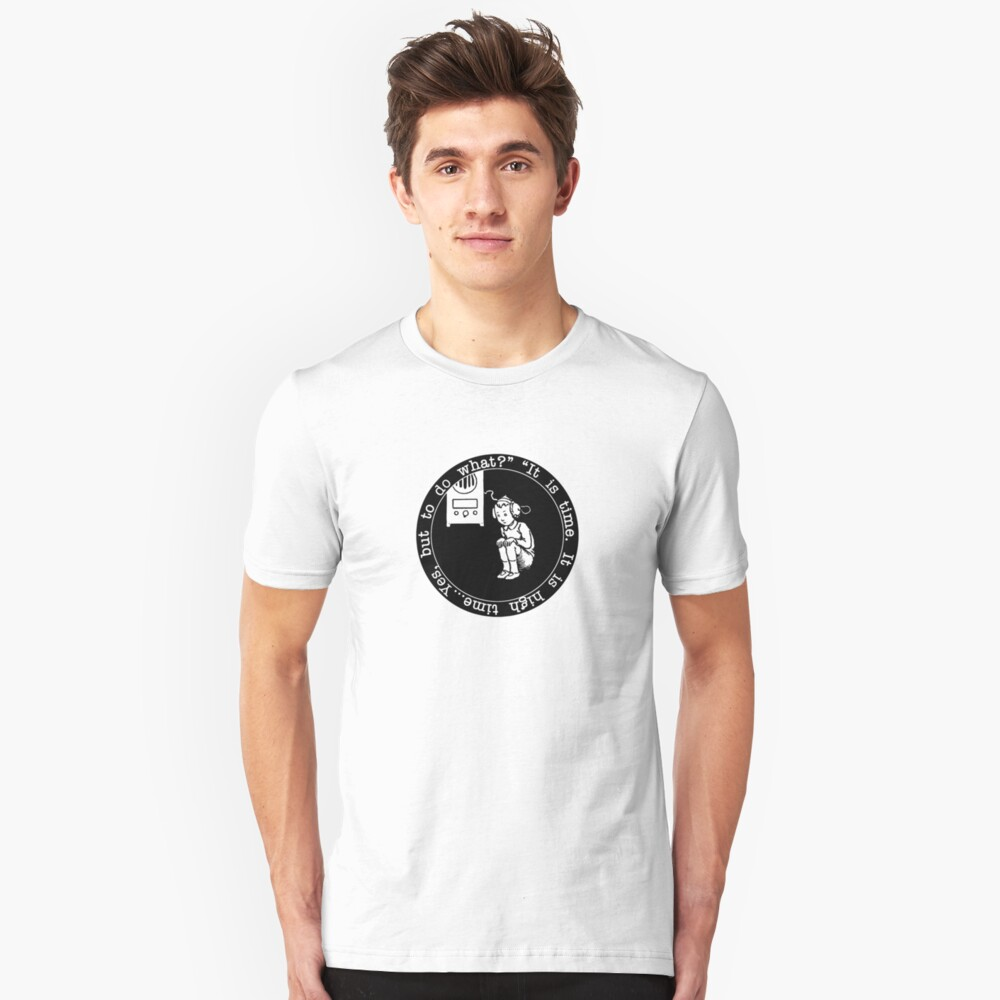 Call To Action Unisex T-Shirt Front