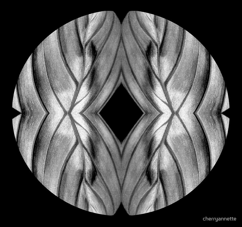 Leaf circle by cherryannette