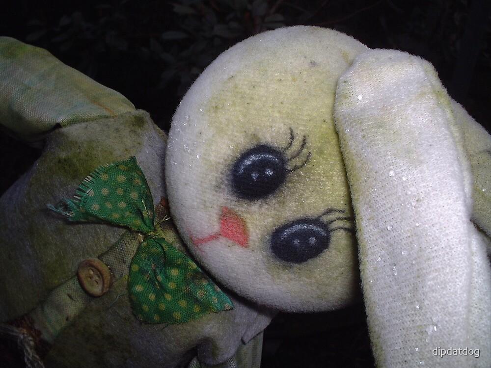 stupid wabbit by dipdatdog