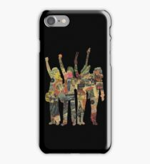 Frantic Four iPhone Case/Skin