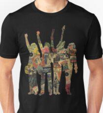 Frantic Four Unisex T-Shirt