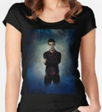 Shadowhunters - Simon Women's Fitted Scoop T-Shirt
