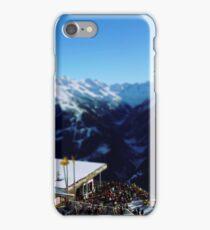 Austrian Winter Landscape iPhone Case/Skin