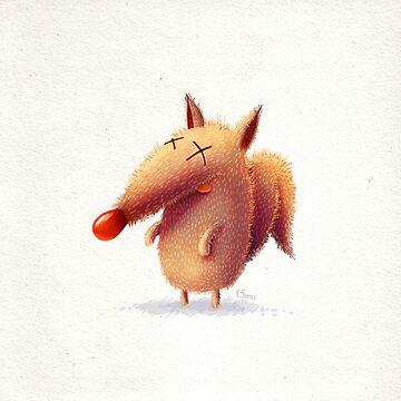 Fox by limeart