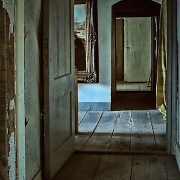 Hallway by AndreaZaaijer