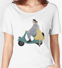 Roman Holiday Movie Women's Relaxed Fit T-Shirt