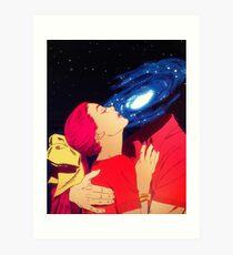 True Love - Cosmic Art Print