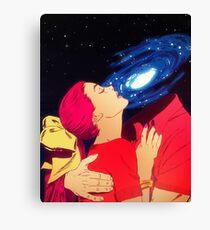True Love - Cosmic Canvas Print