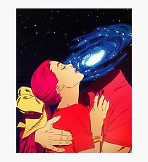 True Love - Cosmic Photographic Print