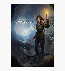 Rise of the Tomb Raider - v01 Photographic Print