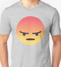 Facebook Angry Reaction Angery Meme v2 Unisex T-Shirt