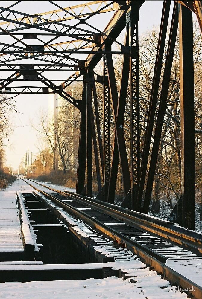 Snow Bridge by pbaack
