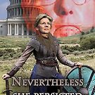 She Was Warned - Elizabeth Warren by wonkette