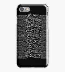 Joy Division HQ print iPhone Case/Skin