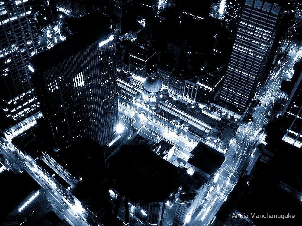 Downtown by Anuja Manchanayake