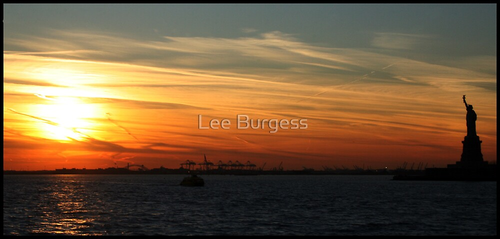 Liberty by Lee Burgess