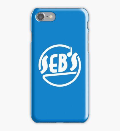 Seb's Jazz Club iPhone Case/Skin