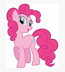 MLP Pinkie Pie Photographic Print