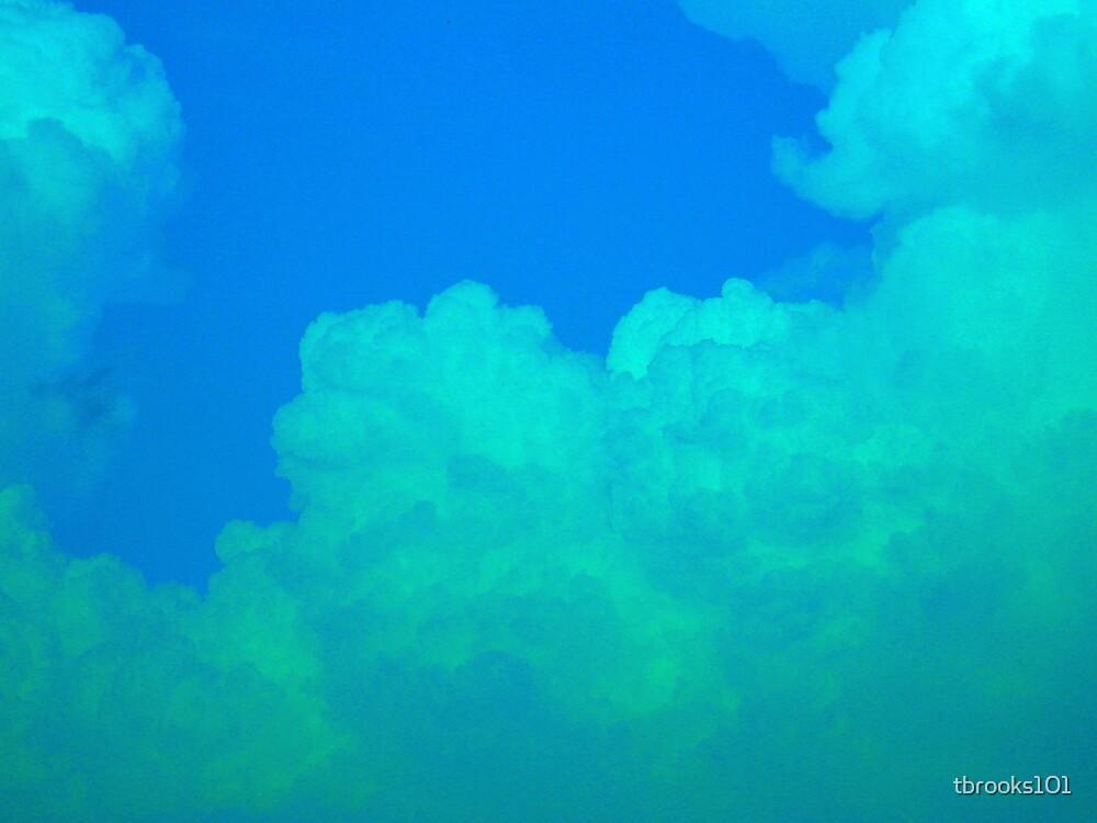 Ocean In the Sky... by tbrooks101