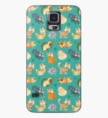 Whole Lotta Cat (Natural version) Case/Skin for Samsung Galaxy
