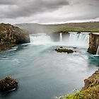 Goðafoss by metronomad