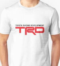 TRD : Toyota Racing Development Unisex T-Shirt