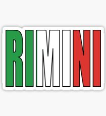 Rimini Sticker
