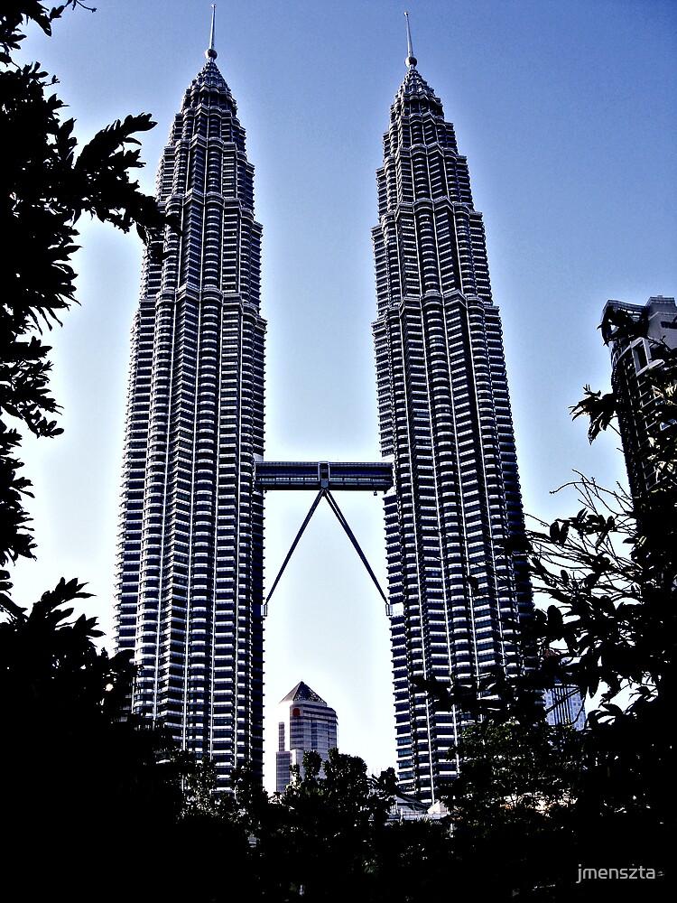 KLCC, Kuala Lumpur by jmenszta