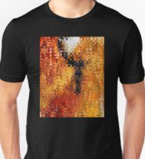 Abstract Modern Art - Pieces 8 - Sharon Cummings T-Shirt
