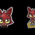 Kawaii Foxy by LuAnne Boudier