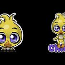 Kawaii Chica by LuAnne Boudier