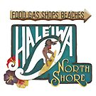 Hale'iwa North Shore Sign - WOMAN by northshoresign