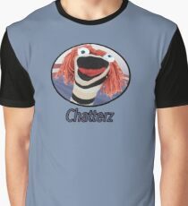 Chatterz Sock Puppet Graphic T-Shirt