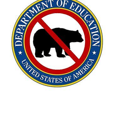 Betsy Devos Potential Grizzlies Bear Shirt by Dinosaursarecoo