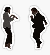 Pulp Fiction Sticker